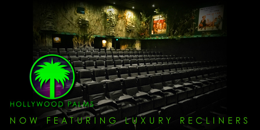 New Luxury Seating at Hollywood Palms