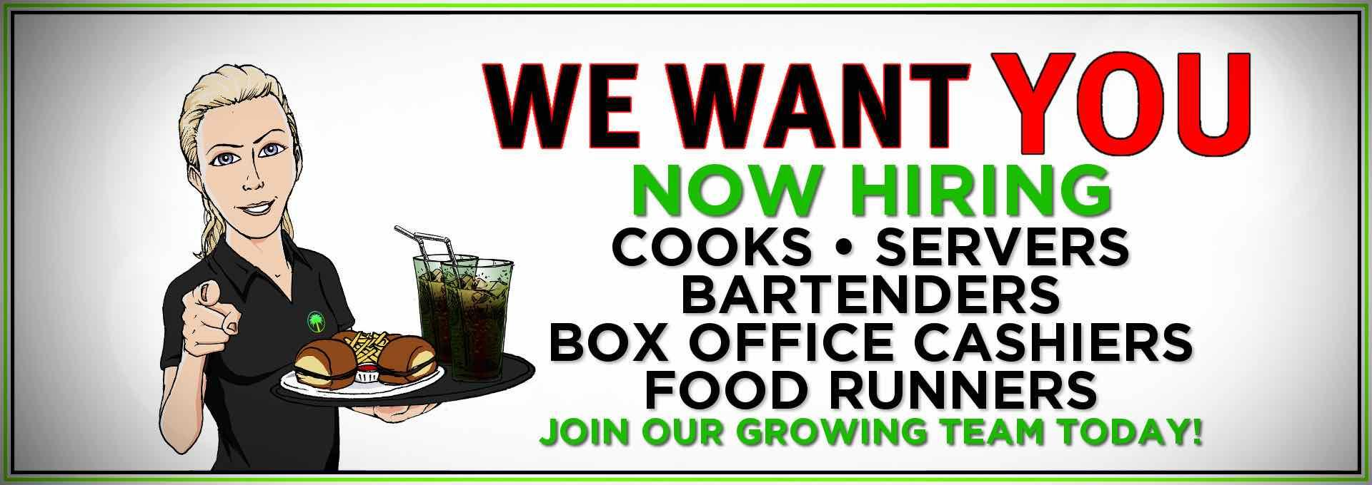 Jobs Careers Hollywood Palms Naperville Aurora Work Wages Saving Money Hired Now Hiring Apply Here Applications Servers Server Life Runners Cooks Box Office Cooks Spanish